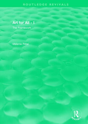 Art for All - I The Framework book cover