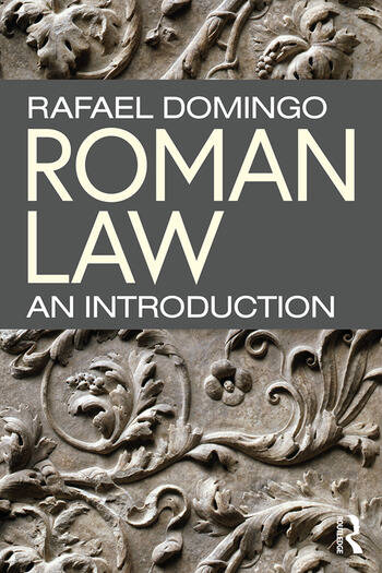 Roman Law An Introduction book cover