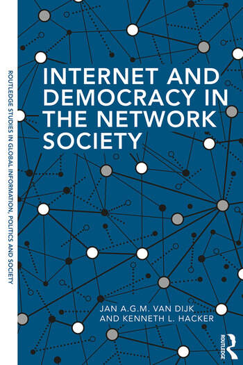Internet and Democracy in the Network Society book cover