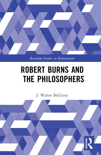Robert Burns and the Philosophers book cover
