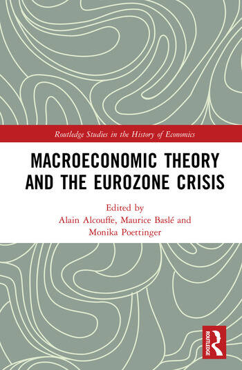 Macroeconomic Theory and the Eurozone Crisis book cover
