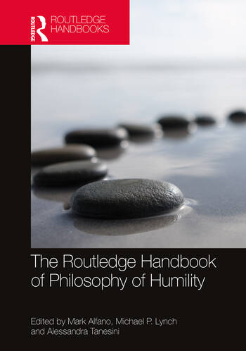 The Routledge Handbook of Philosophy of Humility book cover