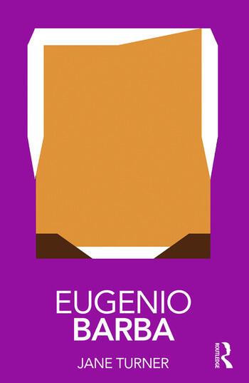 Eugenio Barba book cover