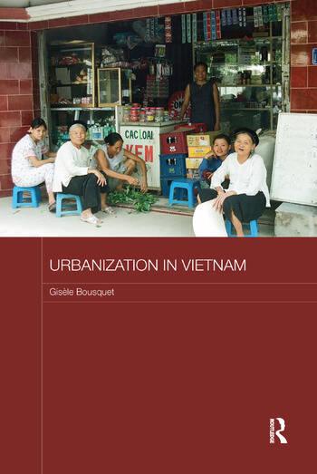 Urbanization in Vietnam book cover