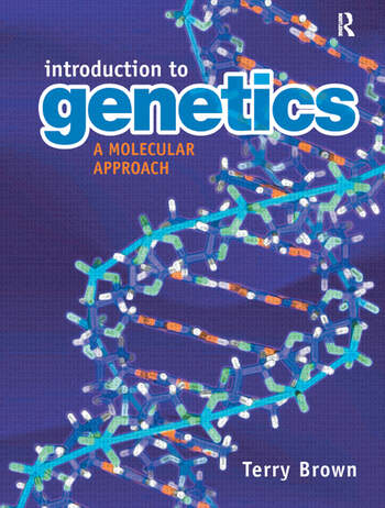 Introduction to Genetics: A Molecular Approach book cover