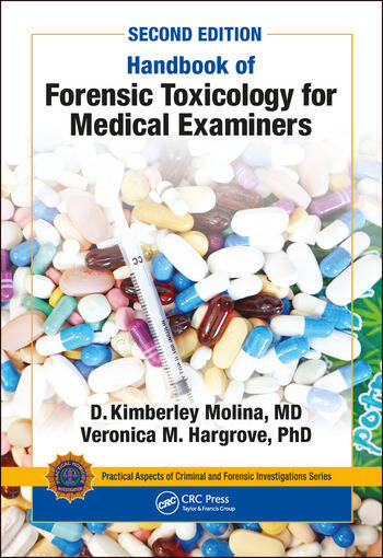 Handbook of Forensic Toxicology for Medical Examiners book cover