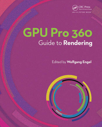 GPU Pro 360 Guide to Rendering book cover