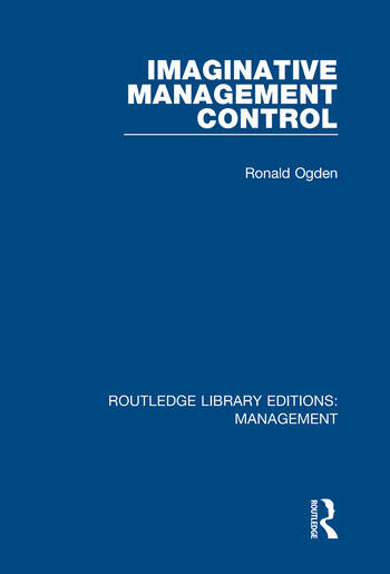 Imaginative Management Control book cover