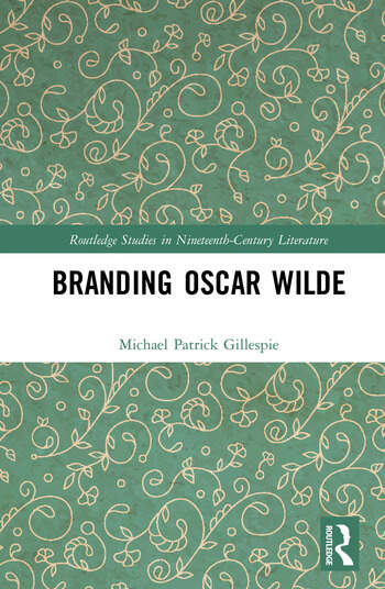 Branding Oscar Wilde book cover
