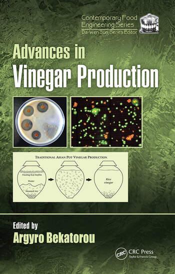 Advances in Vinegar Production book cover