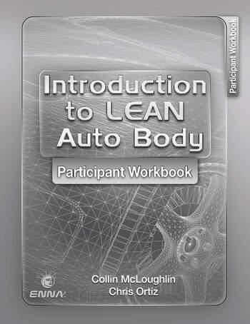 Intro to Lean Auto Body Participant Workbook book cover