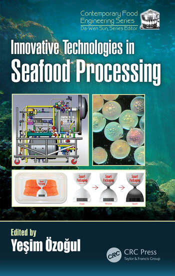Innovative Technologies in Seafood Processing book cover
