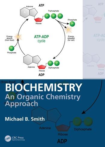 Biochemistry An Organic Chemistry Approach book cover