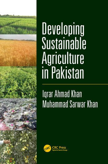 Developing Sustainable Agriculture in Pakistan book cover