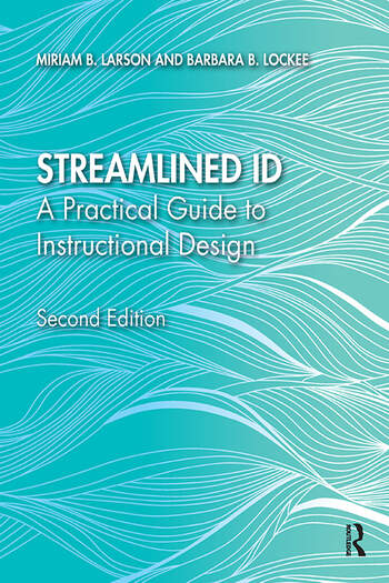 Streamlined ID A Practical Guide to Instructional Design book cover