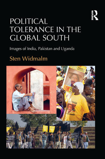Political Tolerance in the Global South Images of India, Pakistan and Uganda book cover