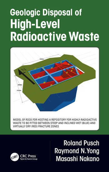 Geologic Disposal of High-Level Radioactive Waste book cover