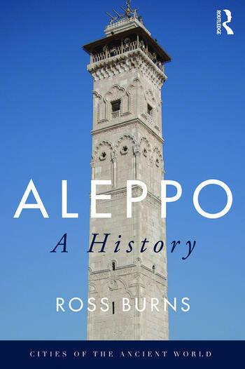 Aleppo A History book cover