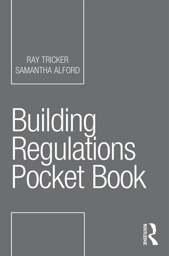 Building Regulations Pocket Book book cover