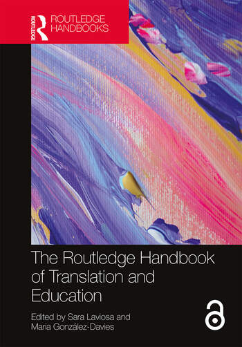 The Routledge Handbook of Translation and Education book cover