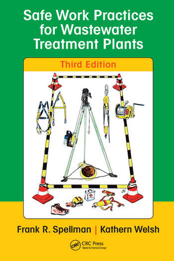 Safe Work Practices for Wastewater Treatment Plants book cover