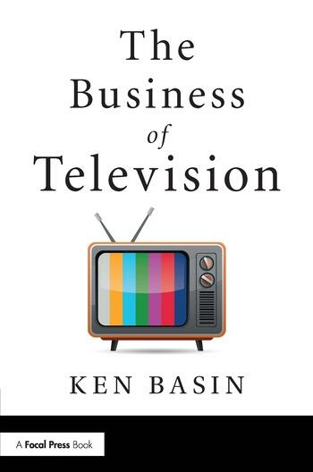 The Business of Television book cover