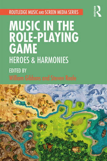 Music in the Role-Playing Game Heroes & Harmonies book cover