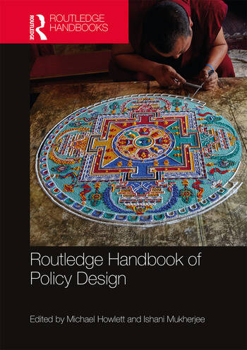 Routledge Handbook of Policy Design book cover