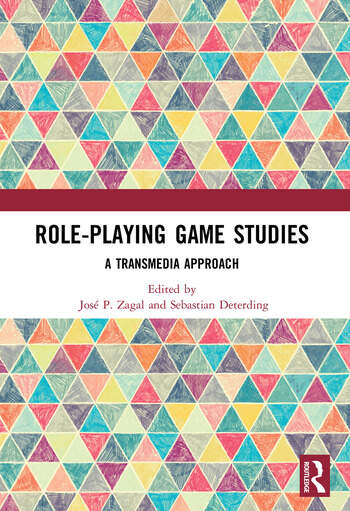 Role-Playing Game Studies A Transmedia Approach book cover