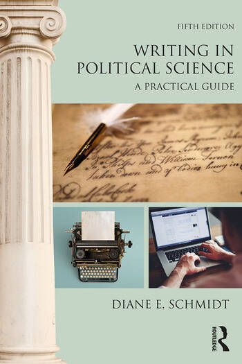 Writing in Political Science A Practical Guide book cover