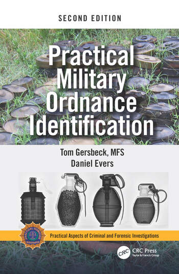 Practical Military Ordnance Identification, Second Edition book cover
