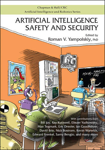 Artificial Intelligence Safety and Security book cover