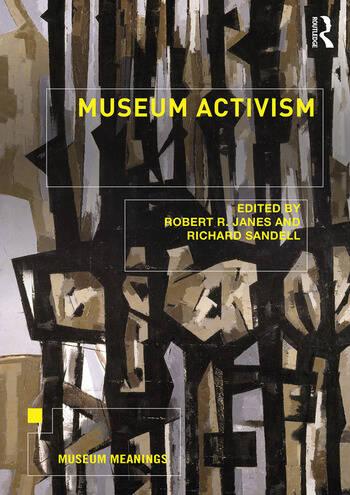 Museum Activism book cover
