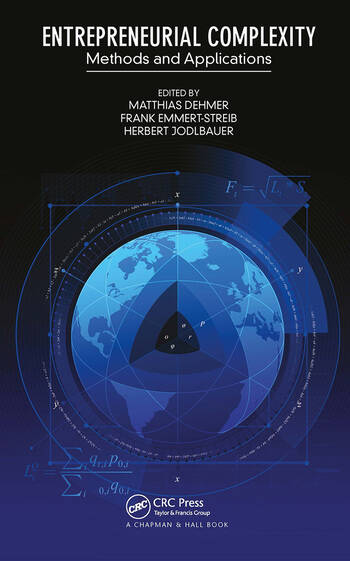 Entrepreneurial Complexity Methods and Applications book cover