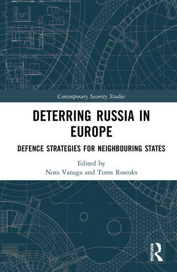 Deterring Russia in Europe Defence Strategies for Neighbouring States book cover