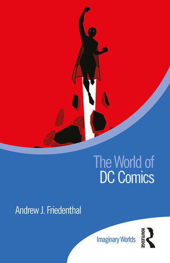 The World of DC Comics book cover