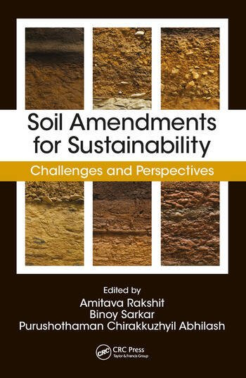 Soil Amendments for Sustainability Challenges and Perspectives book cover