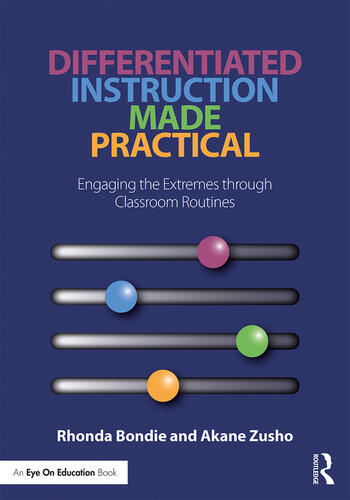 Differentiated Instruction Made Practical Engaging the Extremes through Classroom Routines book cover