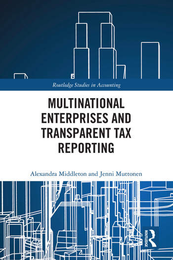 Multinational Enterprises and Transparent Tax Reporting book cover