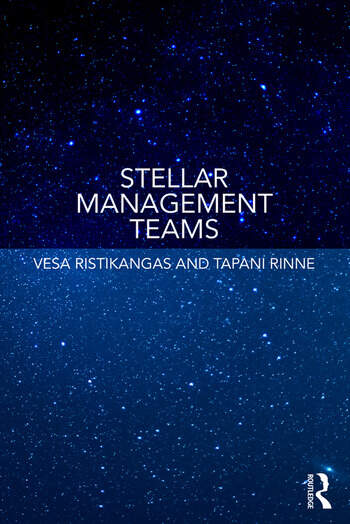 Stellar Management Teams book cover
