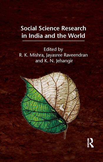 Social Science Research in India and the World book cover