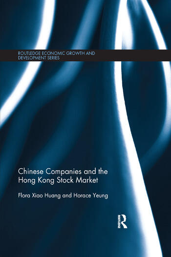 Chinese Companies and the Hong Kong Stock Market book cover