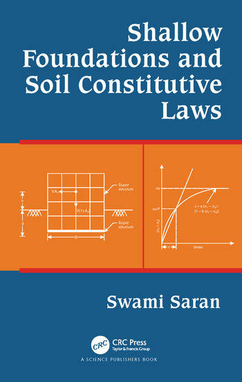 Shallow Foundations and Soil Constitutive Laws book cover