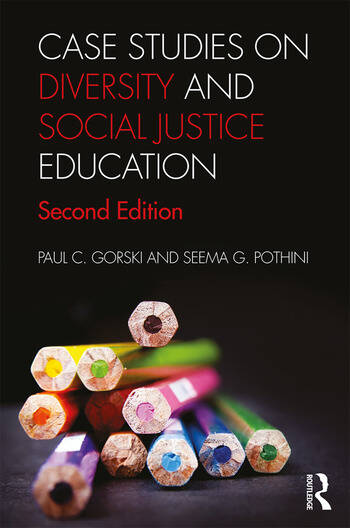 Case Studies on Diversity and Social Justice Education book cover