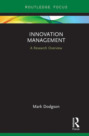 Innovation Management A Research Overview book cover