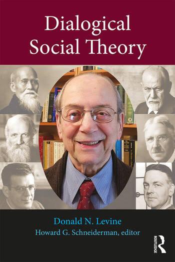 Dialogical Social Theory book cover