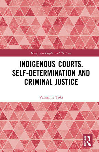 criminal law and indigenous people in