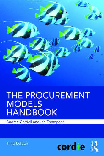 The Procurement Models Handbook book cover