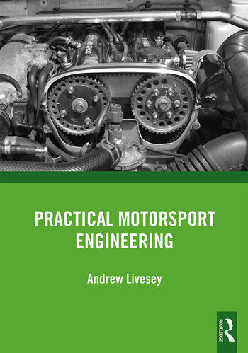 Practical Motorsport Engineering book cover