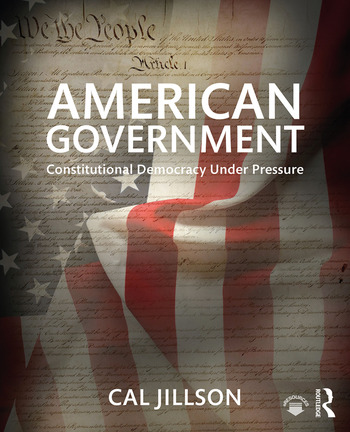 American Government Constitutional Democracy Under Pressure book cover